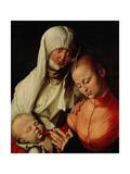 Virgin and Child with Saint Anne, C. 1519 Giclee Print by Albrecht Dürer