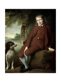 Master Ward, Ca. 1790 Giclee Print by George Romney