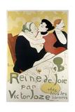 Reine De Joie, 1892 Giclee Print by Henri Toulouse-Lautrec