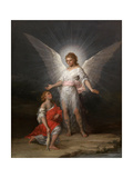 Tobias and the Angel, Ca. 1787 Giclee Print by Francisco de Goya