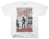 Jimi Hendrix - Purple Haze Live Shirts