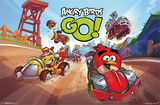 Angry Birds - Go Posters