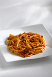 Bucatini Amatriciana Photographic Print
