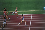 Pietro Mennea in a 200 Metres Race at the Olympic Games Photographic Print