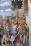 Decoration of the Camera Degli Sposi (Camera Picta) Photographic Print by Mantegna Andrea