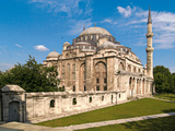 Shahzade Cami (Mosque of the Heir) Photographic Print by Mimar Sinan