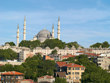 Sleymaniye Cami (Mosque of Suleiman) Photographic Print by Mimar Sinan