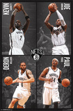 Brooklyn Nets - Team Affiches