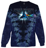 Long Sleeve: Pink Floyd - Dark Side Vortex - T-shirt