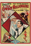 The Cowboy Millionaire Movie Tom Mix Prints