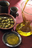 Canino, Sabina and Tuscia Extra Virgin Olive Oils Dop Photographic Print