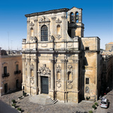 Santa Chiara Church, Lecce Photographic Print by Cino Giuseppe