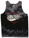Tank Top: AC/DC - Hard Rock Tank Top
