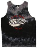 Tank Top: AC/DC - Hard Rock - Kalın Askılı Atlet