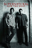 Supernatural Join The Hunt Posters