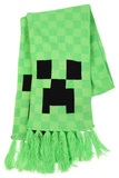 Minecraft Creeper Scarf Novelty