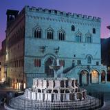 Fontana Maggiore Photographic Print by Nicola Pisano