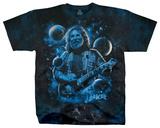 Jerry Garcia - Lovely View Of Heaven T-Shirts