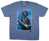 Jimi Hendrix - Bold Love Shirts