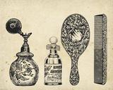 The Essentials I Poster af  The Vintage Collection