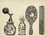 The Essentials I Kunstdruck von  The Vintage Collection