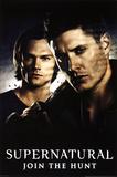 Supernatural Join The Hunt Poster