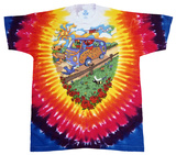 Youth: Grateful Dead - Summer Tour Bus T-shirts