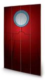 Avengers Assemble - Iron Man Torso Wood Sign Wood Sign