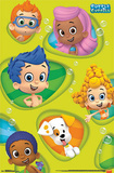 Bubble Guppies - Grid Prints