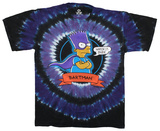 The Simpsons - Bartman Concentric Tshirts