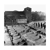 Roman Forum in Front of the Cathedral Photographic Print