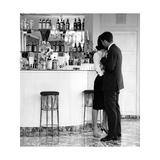 Couple Dancing Photographic Print