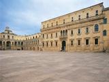Palazzo Del Seminario in Lecce Photographic Print by Cino Giuseppe