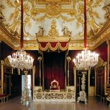 Royal Palace in Genoa Photographic Print by Fontana Carlo