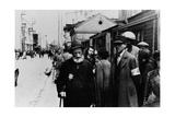 Warsaw Ghetto Photographic Print