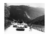 Franco Bitossi Cycling Photographic Print