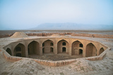 Robat E Zeid Ad Din Han (Caravanserai Or Caravansary) Photographic Print by Unknown Artist