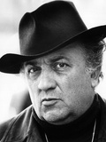 Portrait of Federico Fellini Photographic Print
