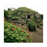 An Etruscan Tumulus Grave Photographic Print