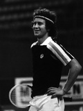 John Mcenroe, Hands on Hips Photographic Print