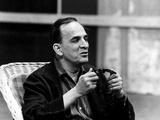 Ingmar Bergman Sitting Down Photographic Print