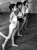Dance School Photographic Print