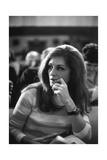 Dalida at the 17th Sanremo Festival Photographic Print