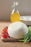 Buffalo's Mozzarella Dop Photographic Print