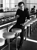 Gian Maria Volonté at the Bar Photographic Print