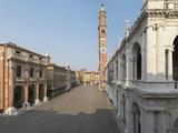 Loggia Del Capitaniato Photographic Print by Andrea di Pietro (Palladio)