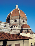 Dome of the Cathedral of Santa Maria Del Fiore Photographic Print by Brunelleschi Filippo