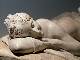 Sleeping Nymph Photographic Print by Canova Antonio