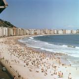 Copacabana Beach Photographic Print
