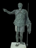 Statue of Germanicus, Great Nephew of Emperor Augustus, 49 AD Photo